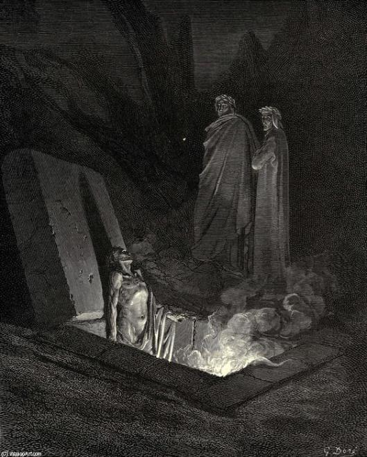 The Tomb of the heretic