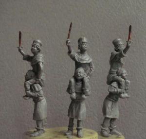Medieval children model 1