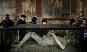Pompeii victim