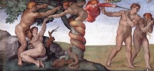 Michelangelo_Sündenfall