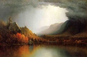Sanford Robinson Gifford A Coming Storm