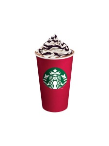 I'm outraged because Starbucks no longer serves Gingerbread Molasses lattes. Now this is a sin!